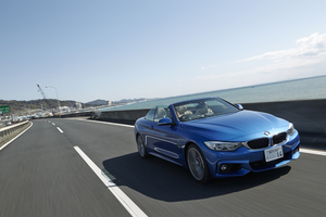 BMW 435i カブリオレ Mスポーツ(FR/8AT)【試乗記】
