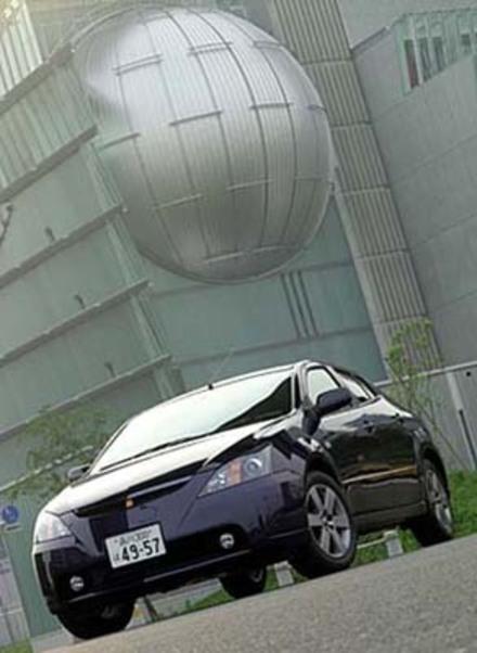 トヨタ WiLL VS1ZZ-FE(4AT)【ブリーフテスト】