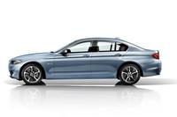 BMW、「5シリーズHV」の公式映像を公開の画像