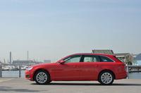 日本国内では、2016年4月21日に発売された、新型「アウディA4アバント」。今回は、4WDの標準モデル「2.0 TFSIクワトロ」に試乗した。