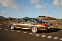 BMW、4ドアの「6シリーズ グランクーペ」を公開の画像
