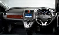 「ホンダCR-V」、マイチェンでナビ付グレードや新色が追加