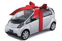 抽選で「三菱i(アイ)」実車をプレゼント!でも当選者にはあげませんの画像