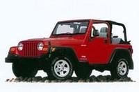 ジープ「ラングラー」2003年モデル発表の画像