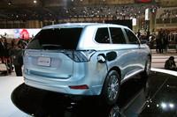 三菱、エコと新興市場への対応をアピール【東京モーターショー2011】の画像