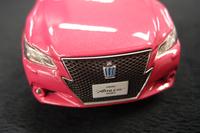 パールの入ったピンク色は、その名も驚きの「モモタロウ」。