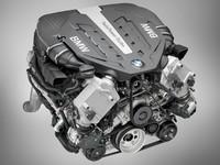新開発の4.4リッターV8ツインターボエンジン