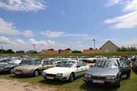 フランスのほか、ドイツ、ベルギー、オランダ、スイス、オーストリア、そして遠くスペインなどからもファンたちが「CX」とともに参集した。