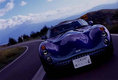TVRタスカン・スピードシックス(5MT)……1027.0万円英国のスポーツカー、TVRを試乗するときにまずしなけれ...