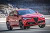 アルファ・ロメオ・ステルヴィオ クアドリフォリオ(4WD/8AT)【海外試乗記】