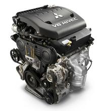 「三菱アウトランダー」にV6エンジン、一部改良も