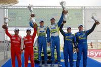 【WRC 07】第8戦アクロポリス、フォードが2戦連続3勝目! スバルも表彰台に