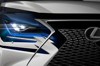 写真は、今回公表された最新型「レクサスNX」のイメージ。