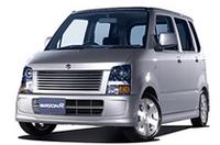 国内累計250万台達成記念、「スズキ・ワゴンR」に特別仕様車の画像