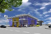 フォルクスワーゲン、岐阜・可児市の販売店が新装開店の画像