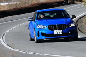 BMW M135i xDrive(4WD/8AT)【試乗記】