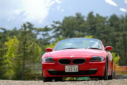 BMW Z4ロードスター 2.5i(FR/6AT)【ブリーフテスト】