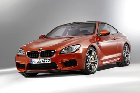 BMWのハイパフォーマンスモデル「M6」の新型を写真で紹介する。