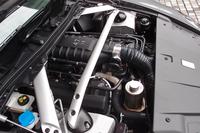 自然吸気の4.7リッターV8エンジン。最高出力446ps(予測値)を発生する。