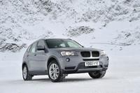 ディーゼルエンジン搭載の「BMW X3」発売の画像