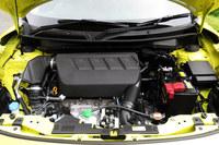 パワーユニットにはK14C型の1.4リッター直4直噴ターボエンジンを採用。140psの最高出力と230Nmの最大トルクを発生する。