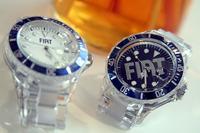 FIAT時計は36ユーロ。これでクラウンの如くグランデプントのドア開錠ができれば、と思うのは日本人の悲しいオタク性。