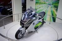 「BMW Concept e Electro-scooter」