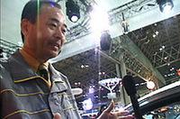 【Movie】RX-8のスペシャルバージョンについて聞く(東京オートサロン2003)