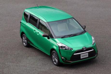 ミニバン「トヨタ・シエンタ」の新型がデビュー。そのディテールを写真で紹介。