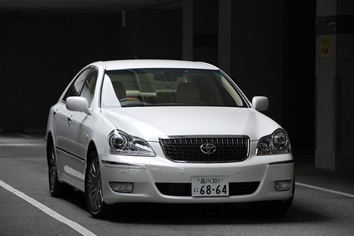 トヨタ・クラウンマジェスタ Aタイプ(FR/6AT)【試乗速報(前編)】