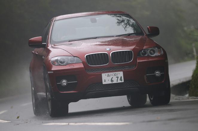 BMW X6 xDrive35i(4WD/6AT)【試乗記】