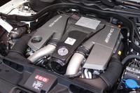 524psを発生する、「CLS63 AMG シューティングブレーク」のV8エンジン。