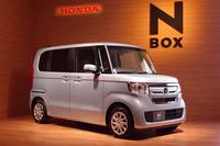 「ホンダN-BOX」