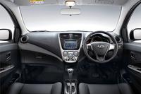 ダイハツが新たな小型乗用車「アジア」を発表の画像