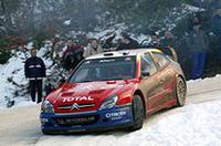 WRC開幕戦モンテカルロ、ロウブが優勝【WRC 04】の画像