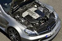 AMGのスペシャルモデル「SL65AMGブラックシリーズ」発表の画像