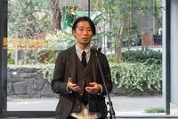 設計を担当した建築家の谷尻 誠氏。