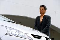 三菱自動車、乗用車開発本部RV開発センター・RV商品開発プロジェクトのプロジェクトマネージャーと、新商品プロジェクトのストラテジックプロジェクトリーダーを兼任する露峰登氏。