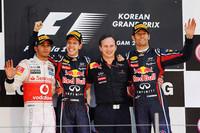 第16戦韓国GP「結果を残したかった男」【F1 2011 続報】