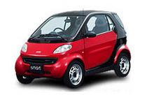 軽自動車になった「スマート」発売