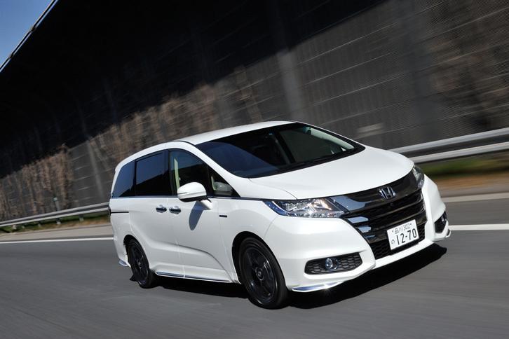 ホンダ・オデッセイ ハイブリッド アブソルート Honda SENSING EXパッケージ(FF)/オデッセイ ハイブリッド(FF)【試乗記】