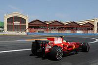 第12戦ヨーロッパGP決勝結果【F1 08 速報】の画像