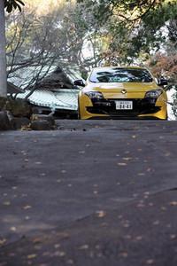 ルノー・メガーヌ ルノースポール(FF/6MT)【ブリーフテスト】