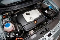 ベースモデルと同様、1.4リッターのディーゼルエンジン「TDI」を搭載する。