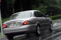 ジャガーXタイプ 2.5 V6 SE(5AT)【ブリーフテスト】の画像