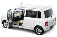 スズキ「アルト・ラパン」にイエロー内装の特別仕様車の画像