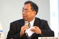 慶応義塾大学大学院政策メディア研究科・教授の金谷年展氏。主な著書に「ディーゼルこそが地球を救う」「メルセデス・ベンツに乗るということ」など。