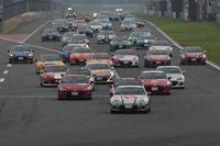 「トヨタ86/スバルBRZ」はモータースポーツの幅と奥行きを広げた。写真は谷口も参戦しているGAZOO Racing 86/BRZ Raceのワンシーン。(写真=トヨタ自動車)
