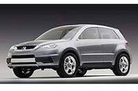 【デトロイトショー2005】ホンダは「アキュラ」で小型SUV、話題のあのシステム搭載の画像