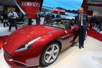 「フェラーリ・カリフォルニアT」がデビュー【ジュネーブショー2014】の画像